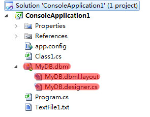 how to move dbml to entity framework 6
