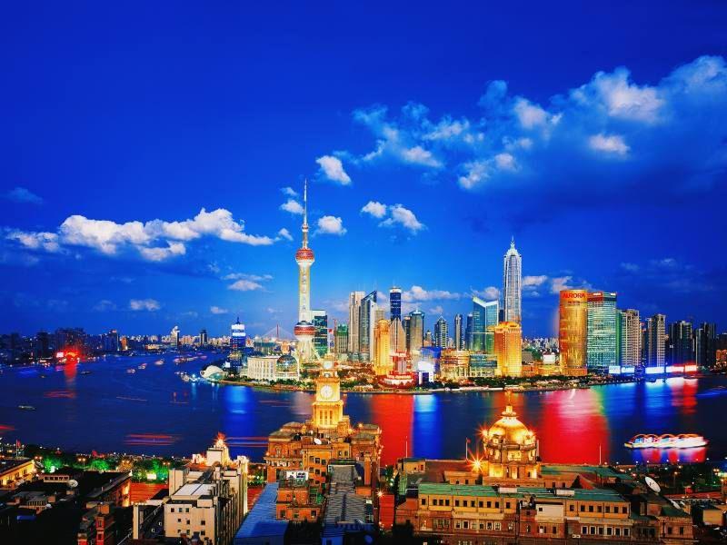 上海--商业繁华 - 网易第一博 - 网易第一博
