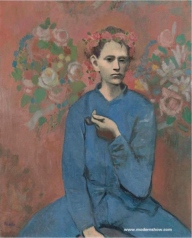 姓名:巴勃罗·毕加索(Pablo Picasso) - 古羊书画工作室 - 古羊书画工作室 欢乐
