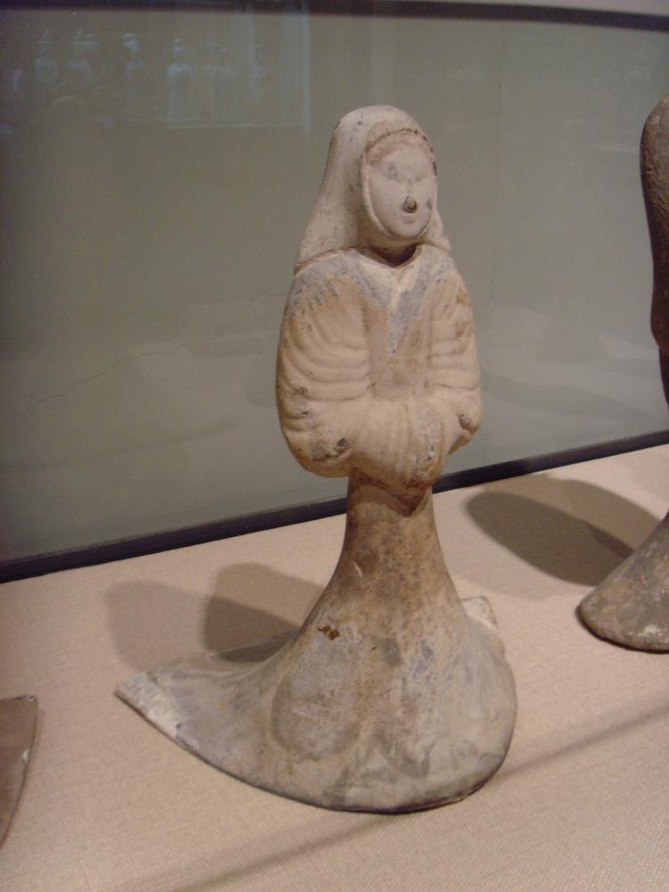汉代陶俑 徐州博物馆藏图片