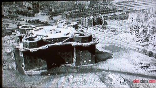 二战时德国建造的最强大战争堡垒!