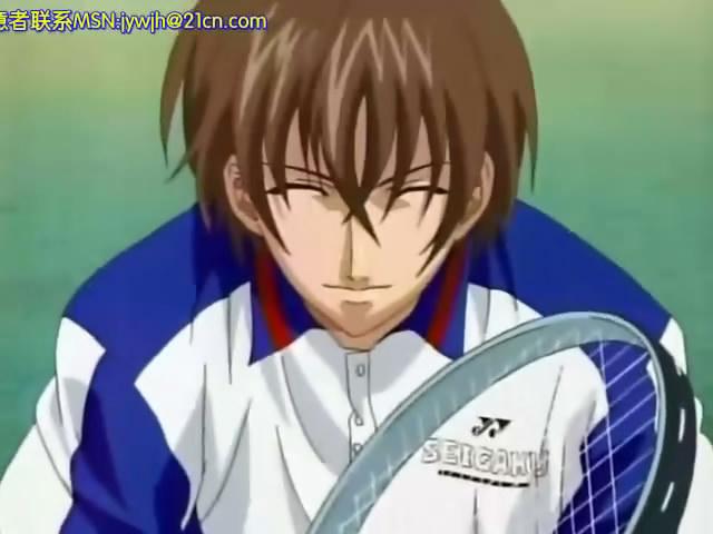 网王中你不曾注意的小细节 网球王子吧