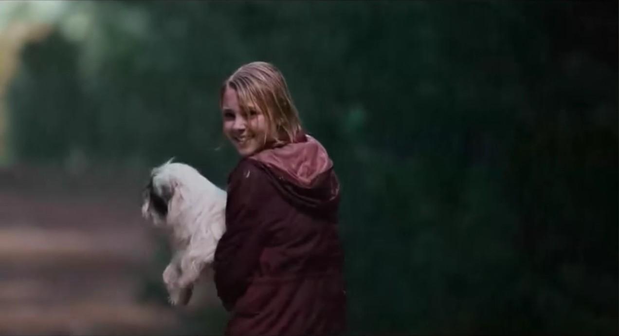 纯真童影 仙境之桥 关于爱与成长 欧美童星电影吧 百度高清图片