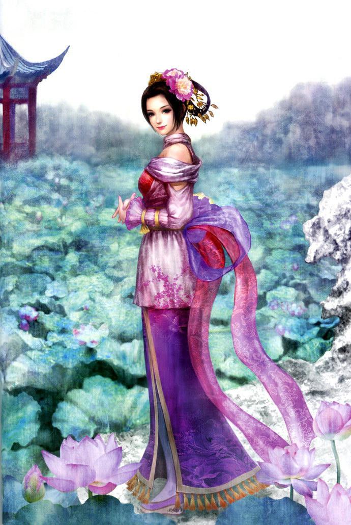 中国古代的十大美女 百度空间
