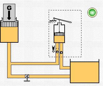 液压传动的定义,工作原理及组成图片