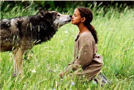 馨的少女与狼的故事