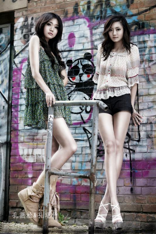 北京新丝路模特公司模特