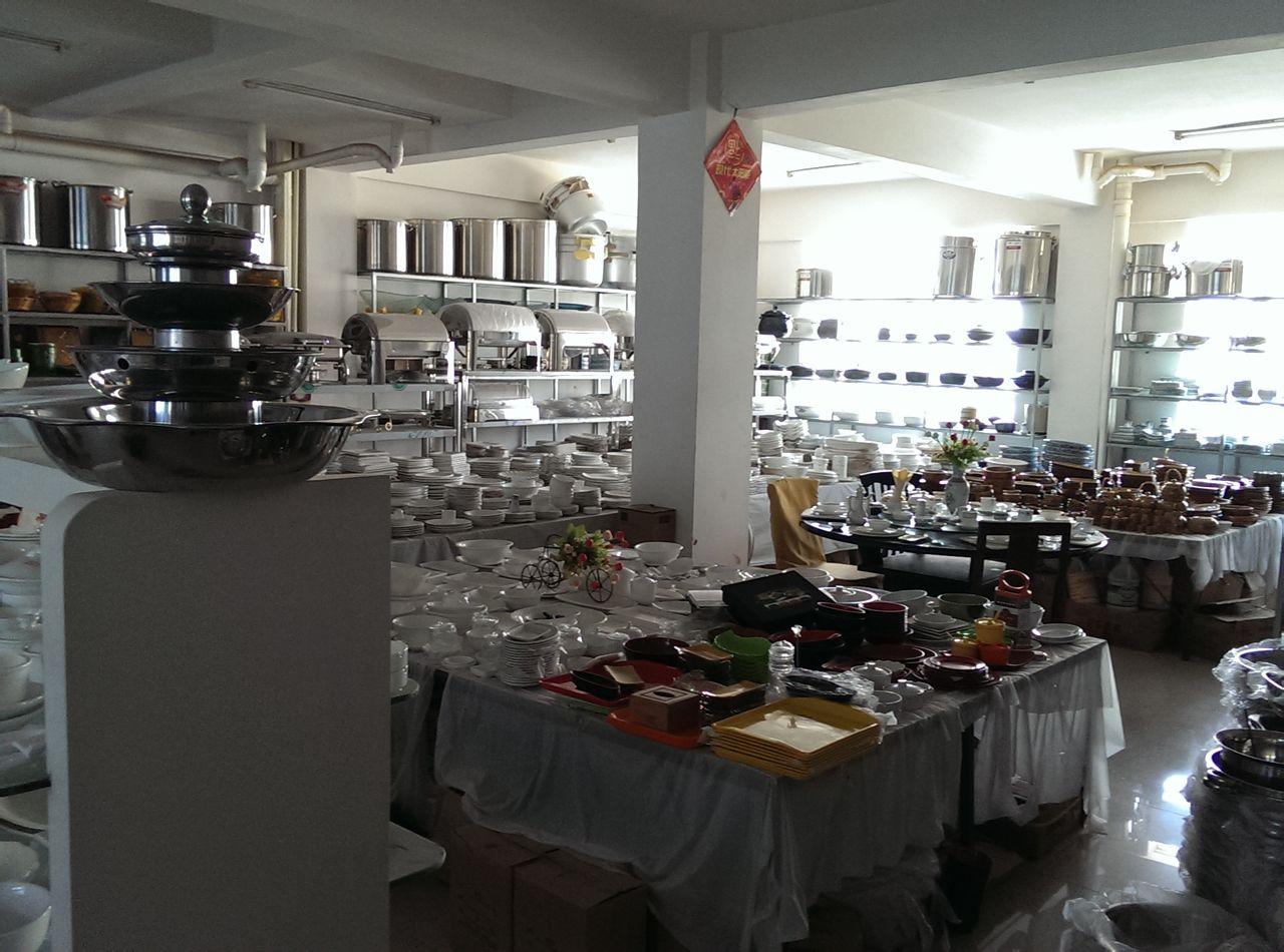 福达厨房酒店用品配送中心图片