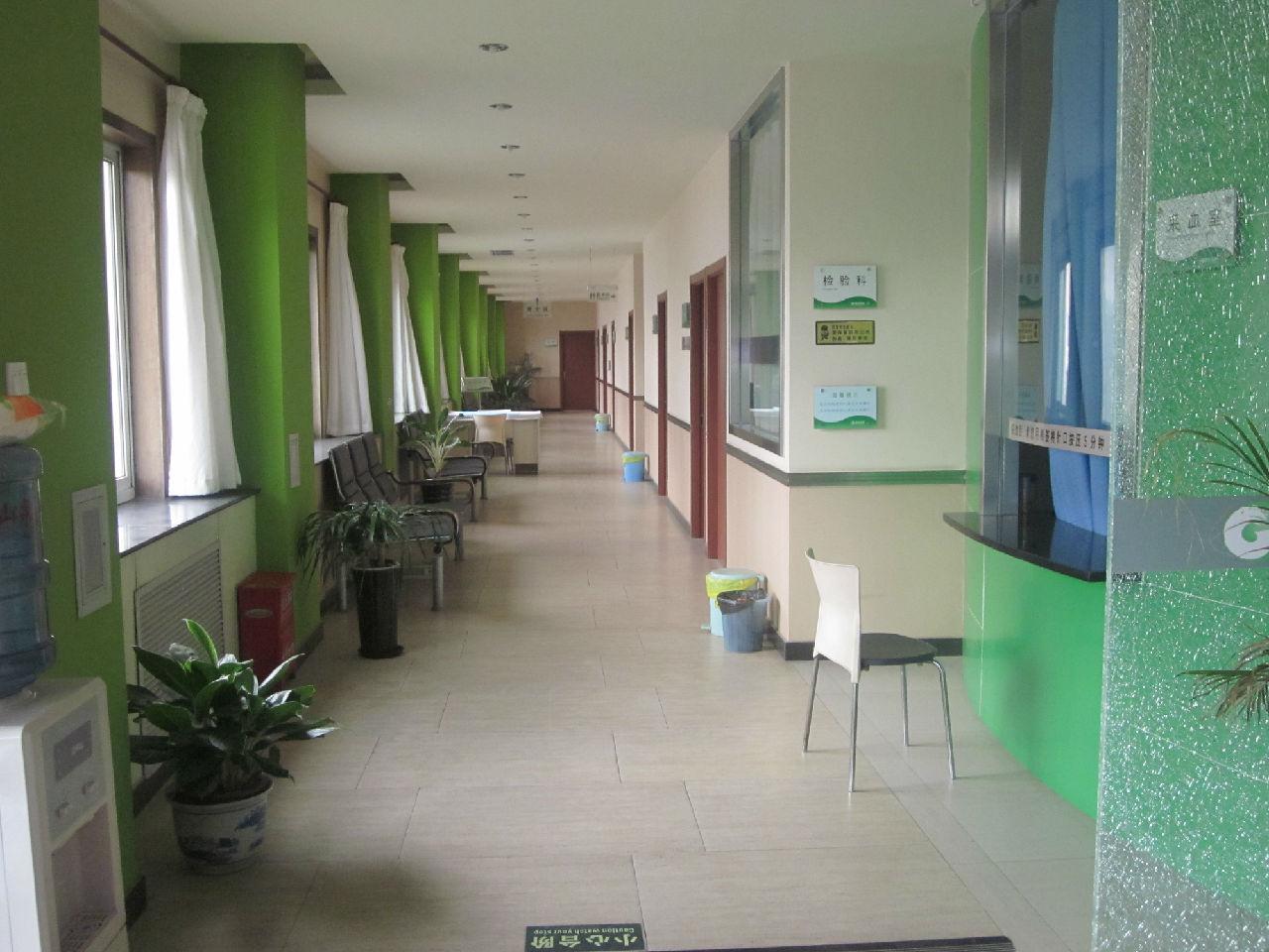 现代阳光健康体检连锁机构 丰台体检中心 高清图片