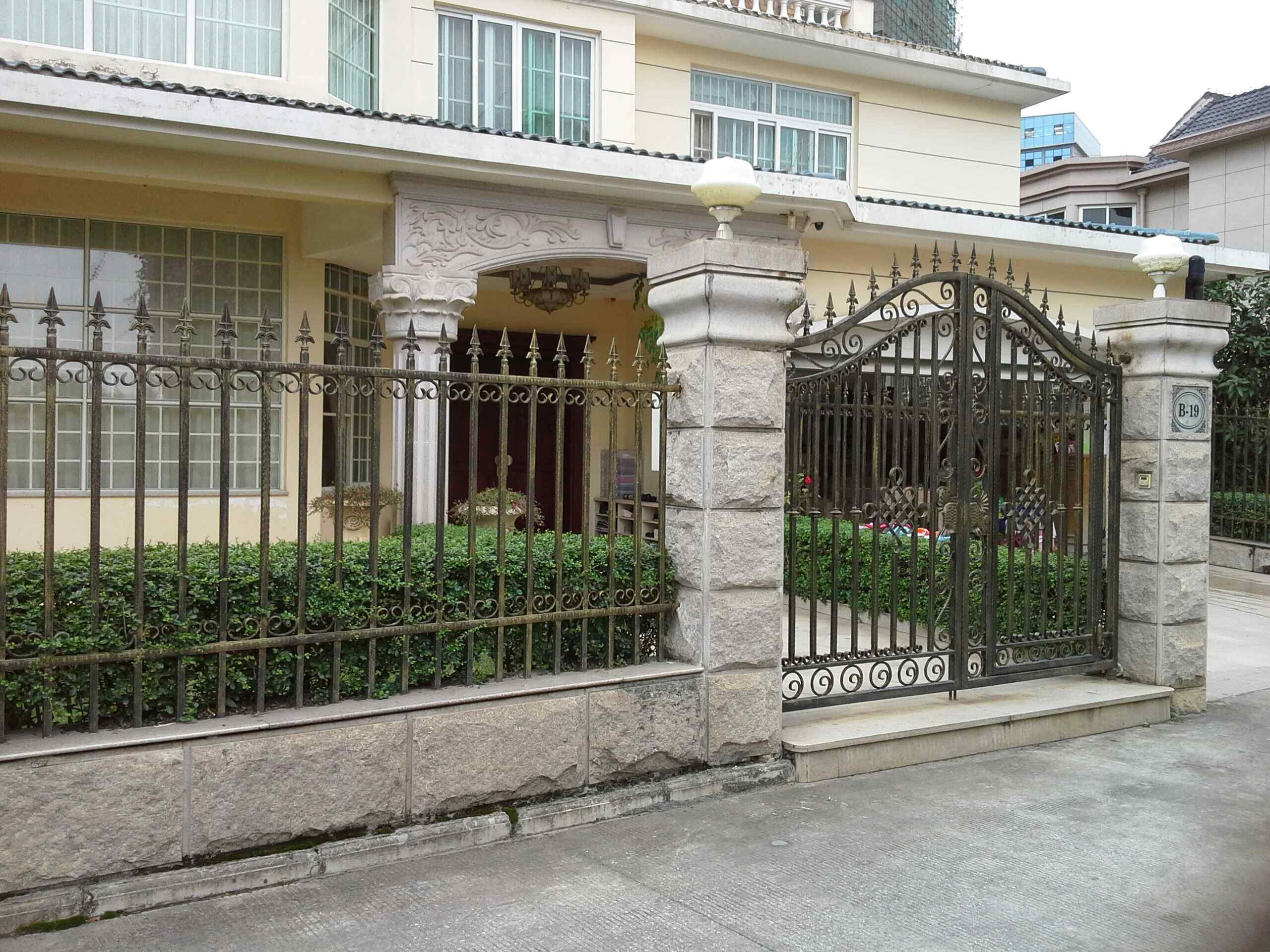 新天地别墅区二期b区-19栋合院别墅丽江图片