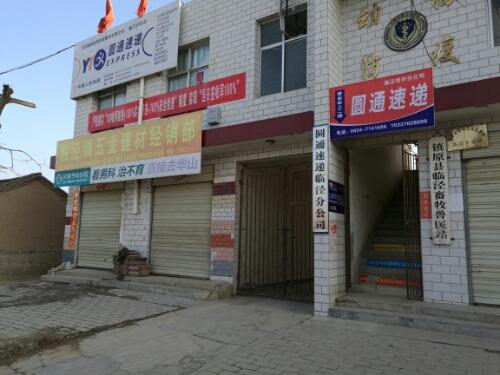 镇原县临泾乡卫生院东侧60米图片