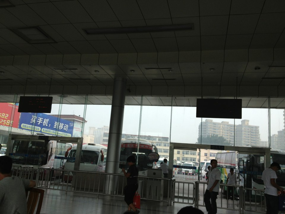 潍坊汽车总站 高清图片