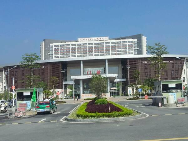银川第一人民医院_肇庆市第一人民医院新院