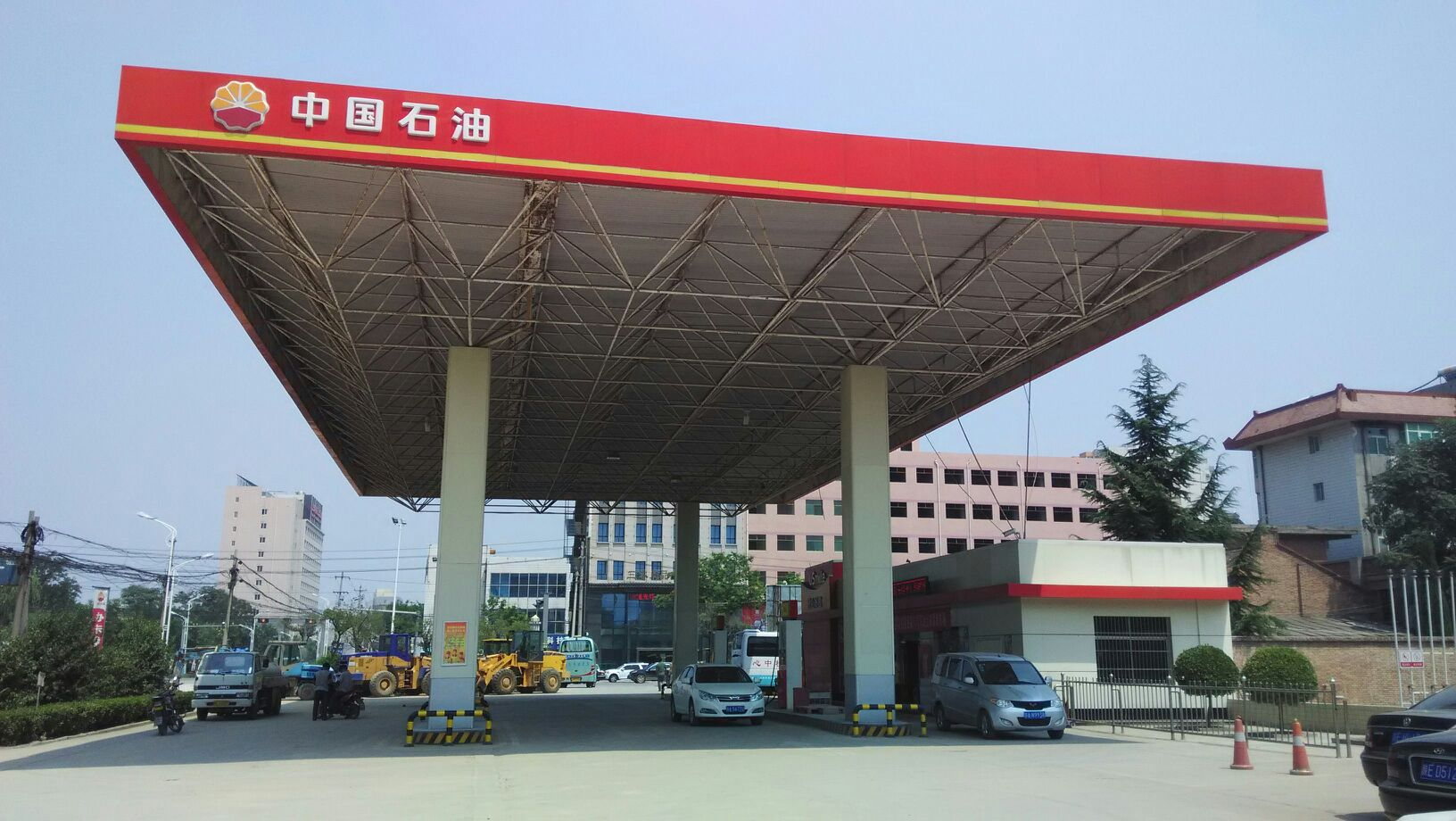 中国石油加油站_中国石油(蒲城城关加油站店)