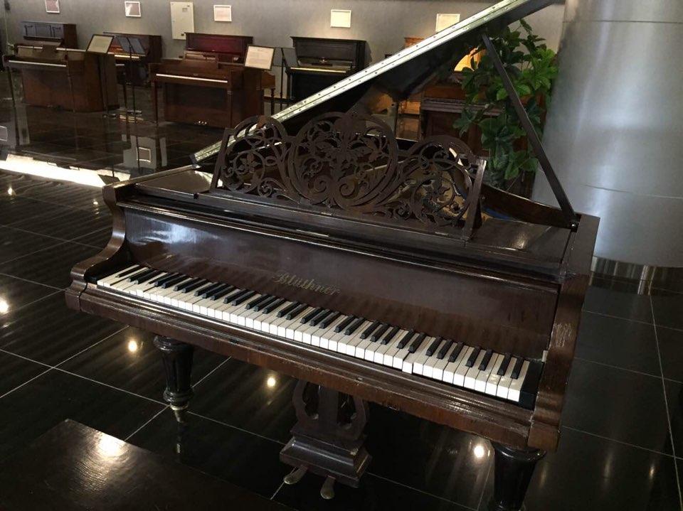 武汉琴台钢琴博物馆