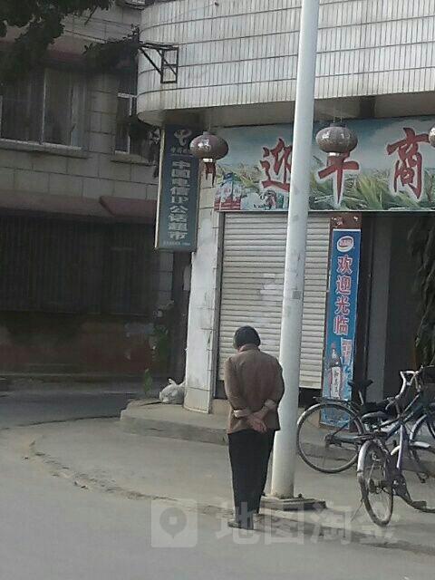 龙路普洱供电公司南屏站区附近
