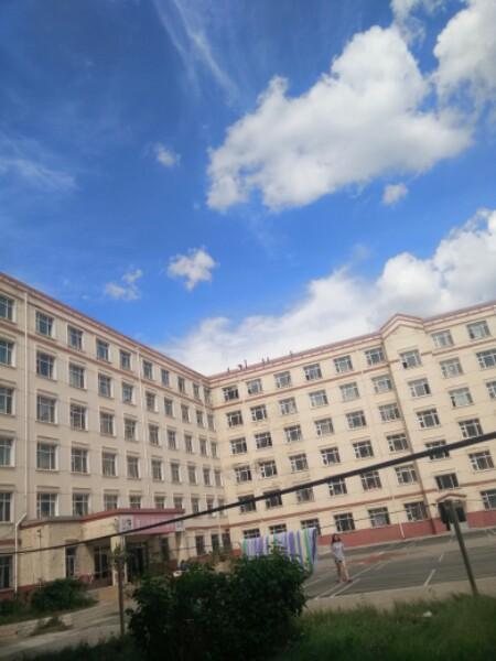 哈尔滨师范大学江北校区学生公寓第八公寓b栋图片