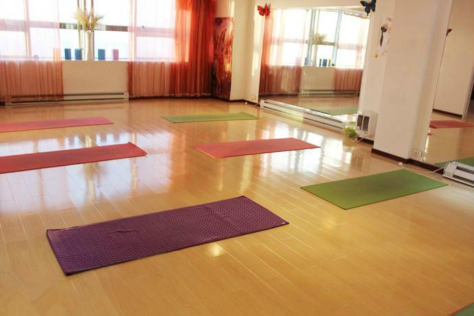 博伽•梵瑜伽会馆
