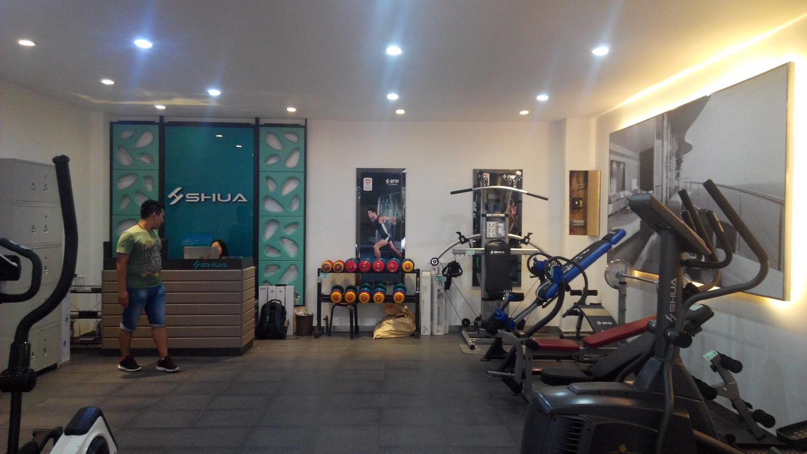 健身器材店_舒华健身养身器材(陵园路店)