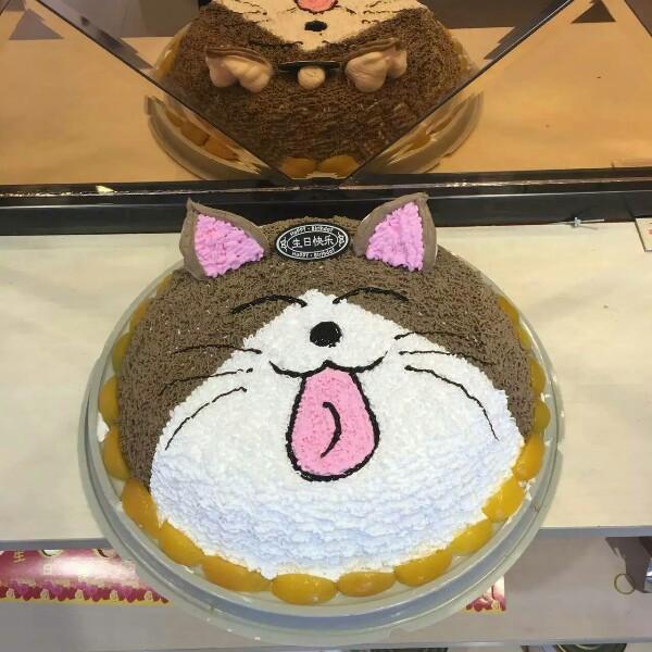 利顺斋蛋糕大世界