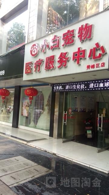 小白宠物医疗服务中心(秀峰区店)