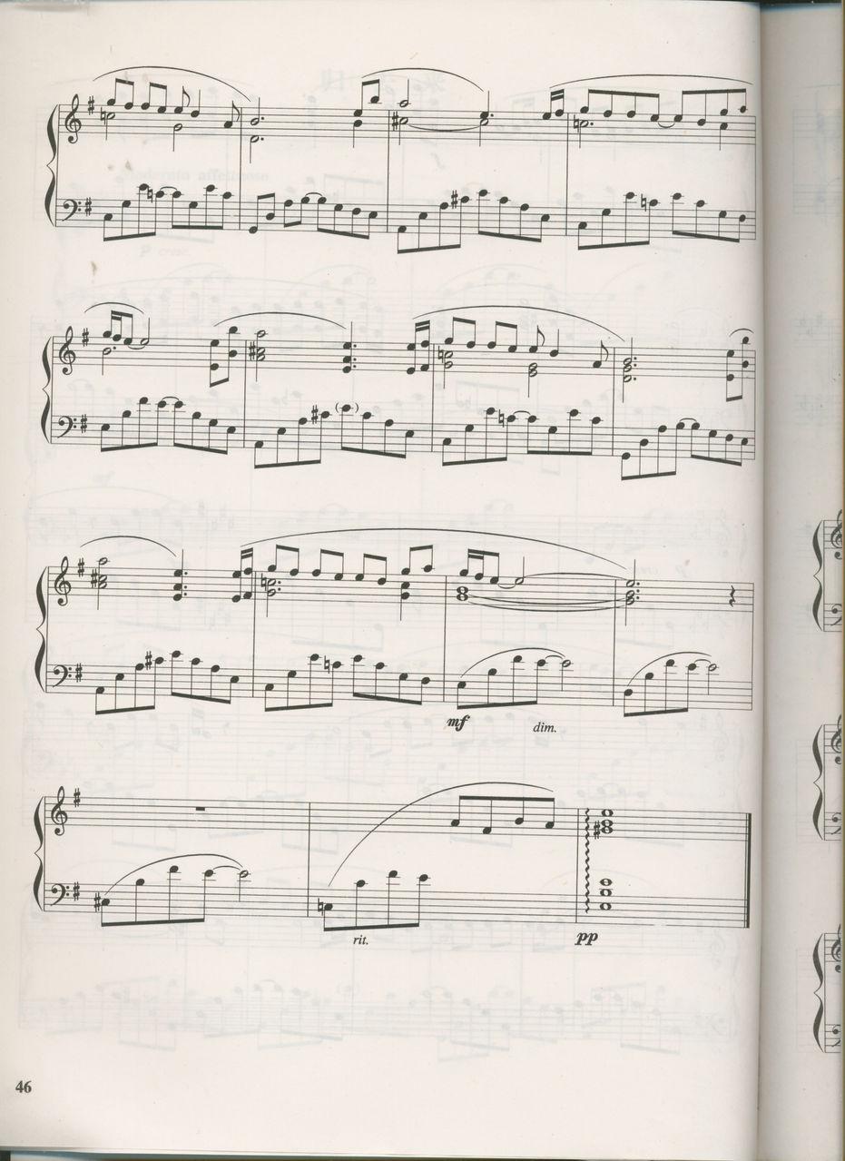[简谱] 归去来辞(古琴曲) [简谱] 归去来(胡兵,希莉娜依) [简谱]图片图片