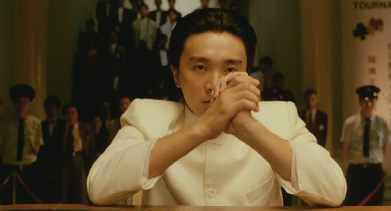 周星驰的赌圣形象在香港电影是什么地位?是不是很了不