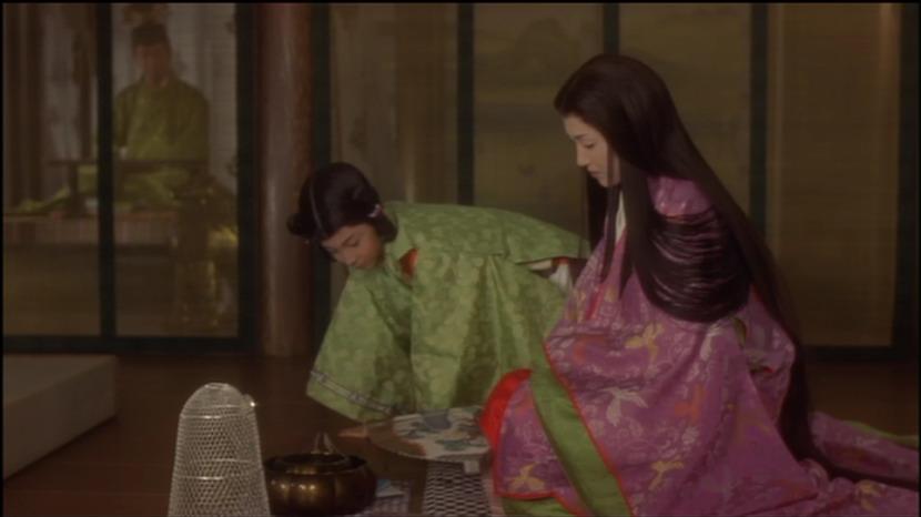 【资料】古代日本女子的妆饰