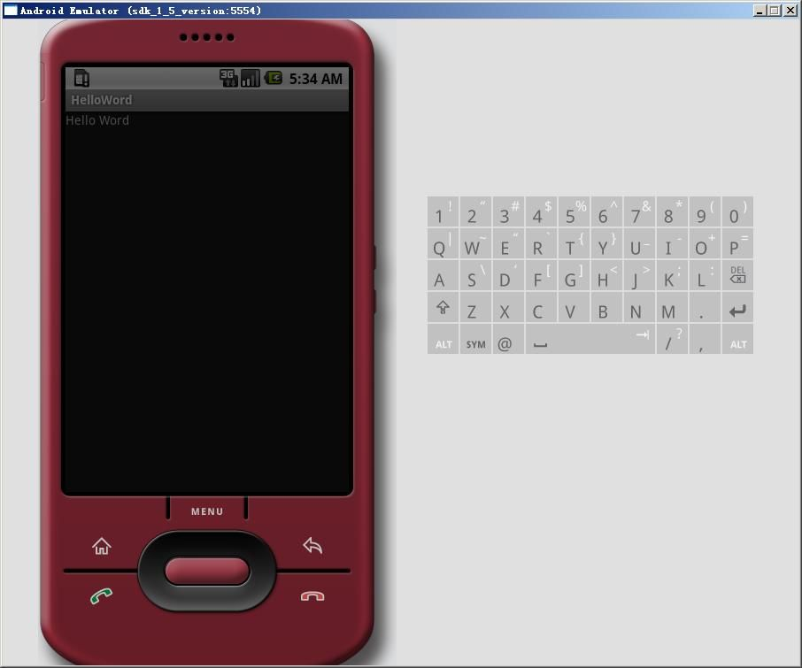 《android sdk+MyEclipse+adt 配置与开发》