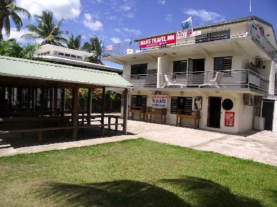 住宿-Hans Travel Inn Fiji