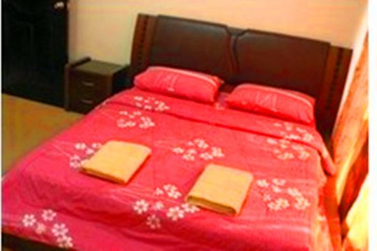 住宿-玛丽娜KK套房庭院度假村 (KK-Suites Residence @ Marina Court Resort Condominium)
