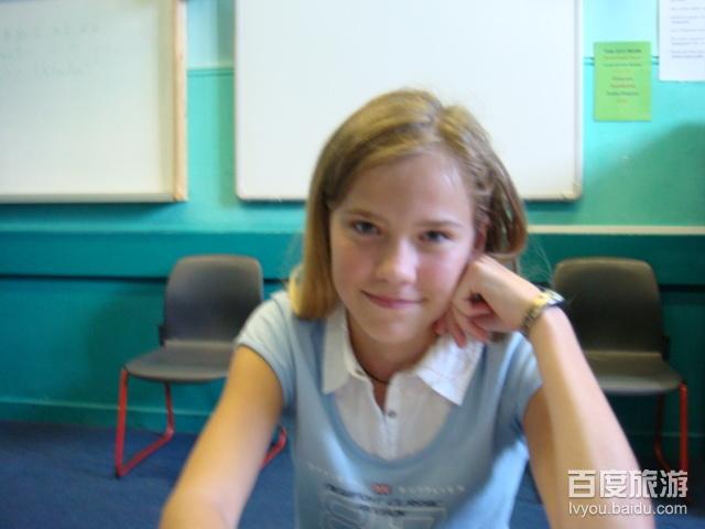 班的乌克兰美女