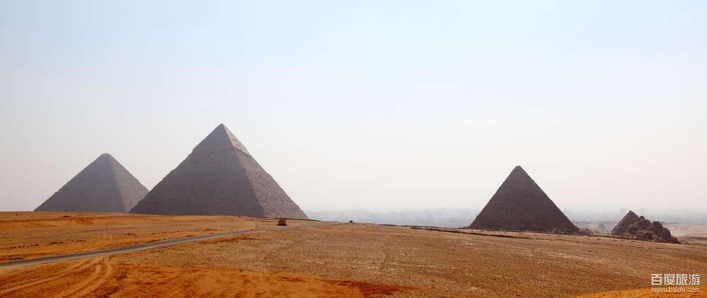 探寻神秘古埃及