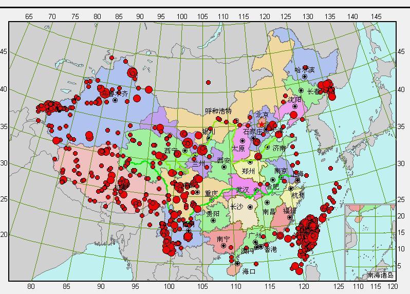 济南又地震了