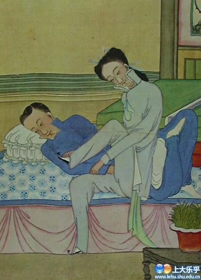古代女性的月经问题