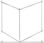 素描教程(七)素描方体基本步骤图片