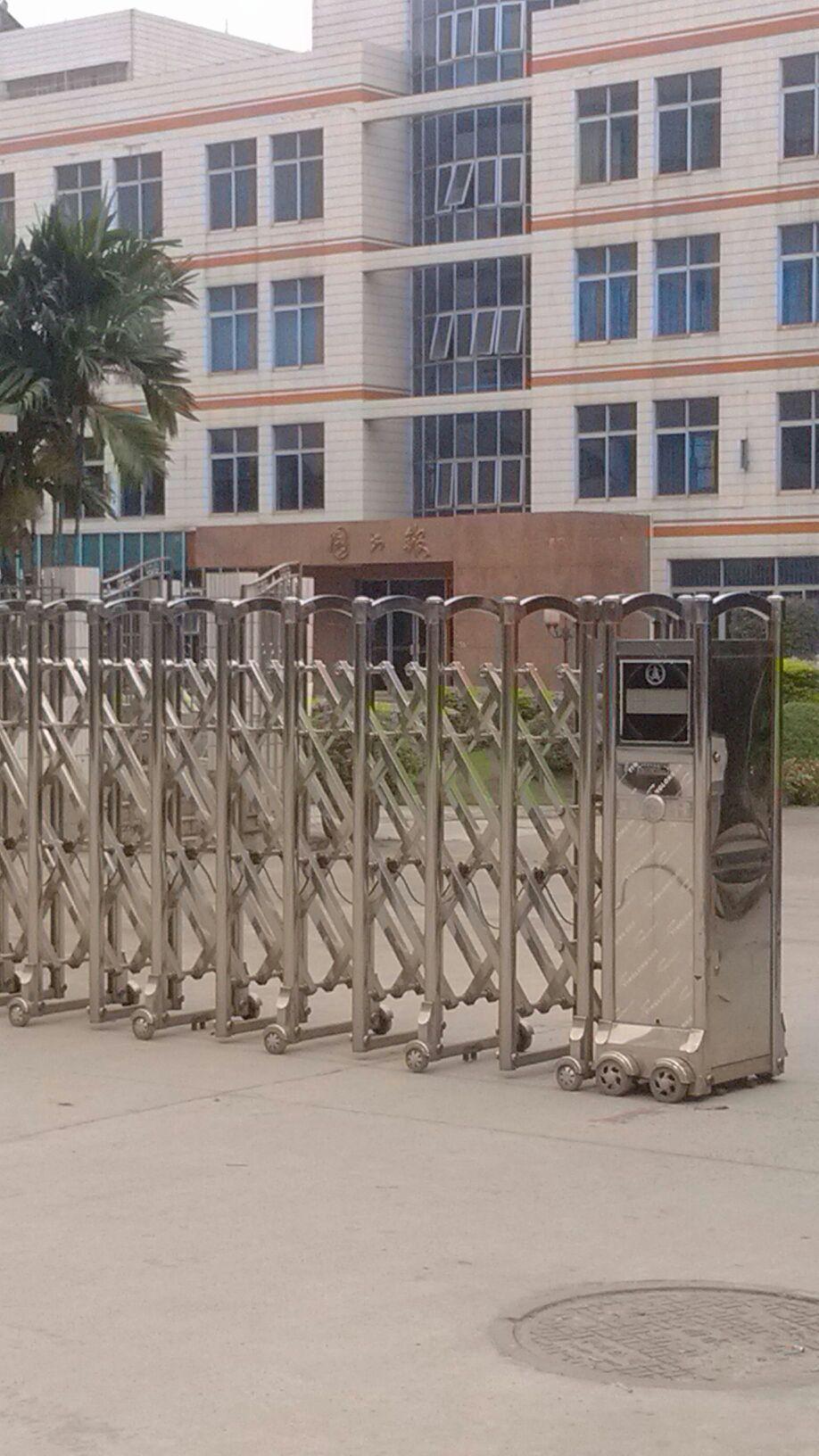 桂林理工大学南宁校区-图书馆图片