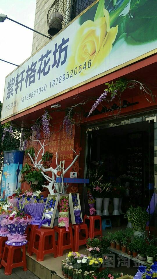 紫轩格花坊