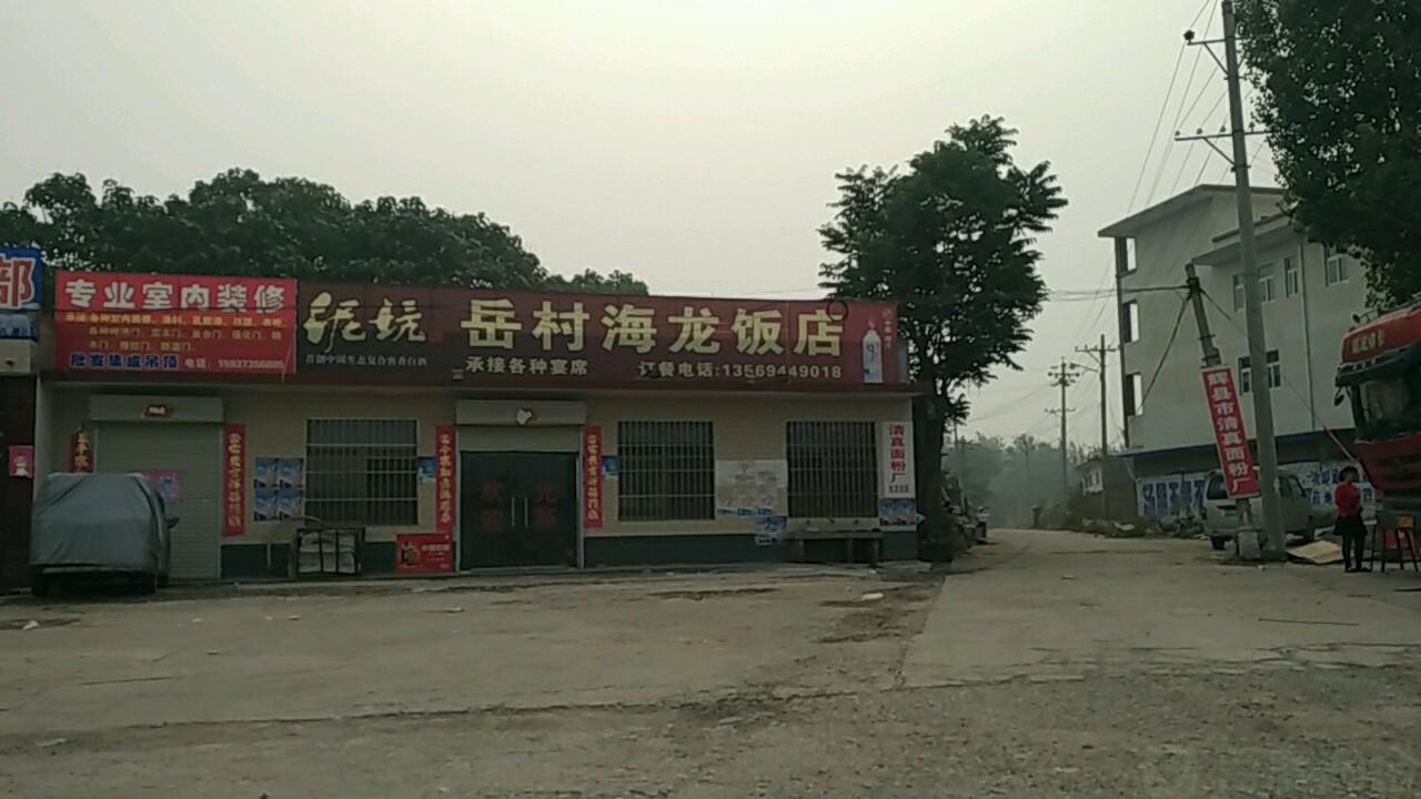 岳村海龙大酒店