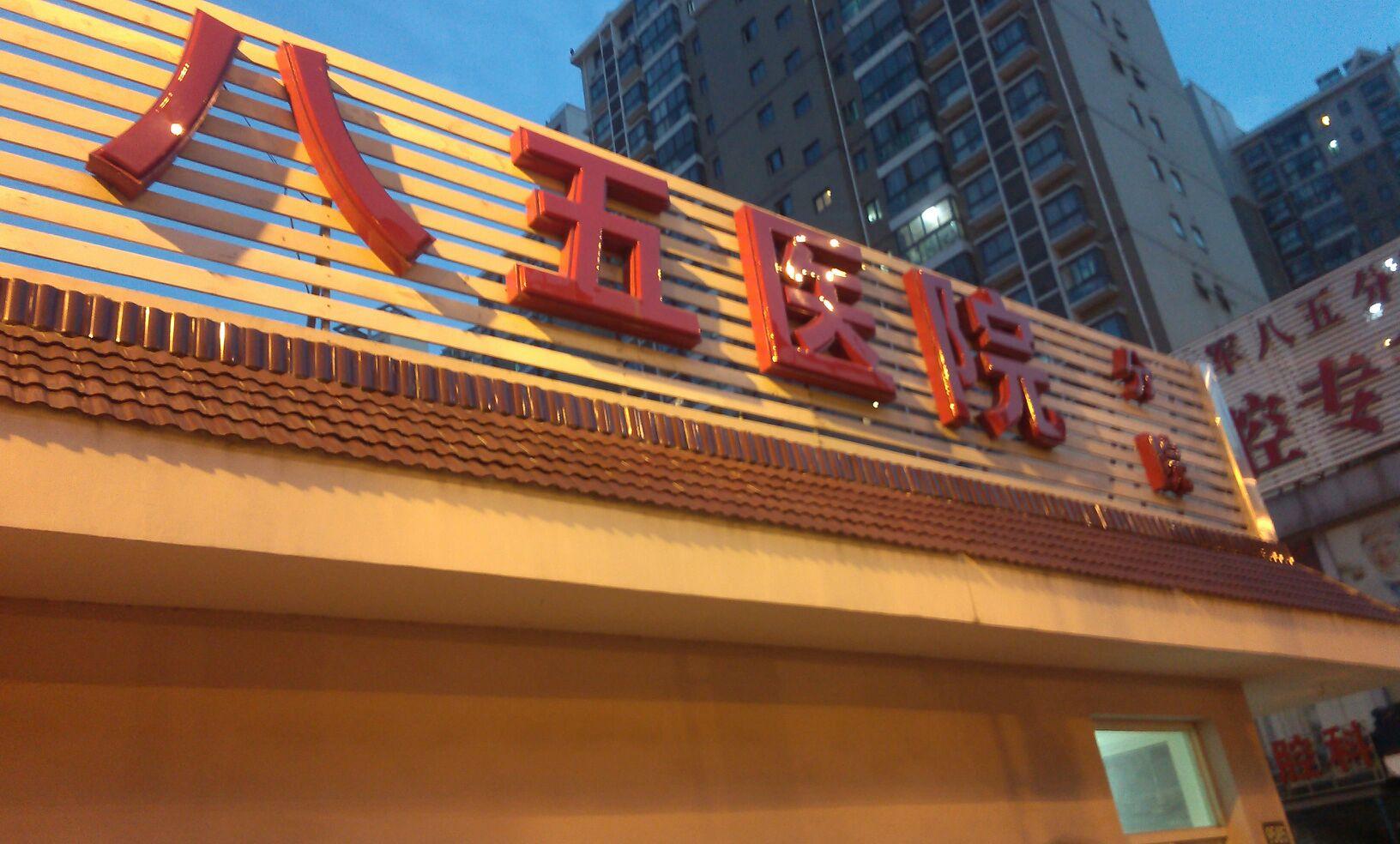 中国人民解放军第八五医院沪闵路临床部