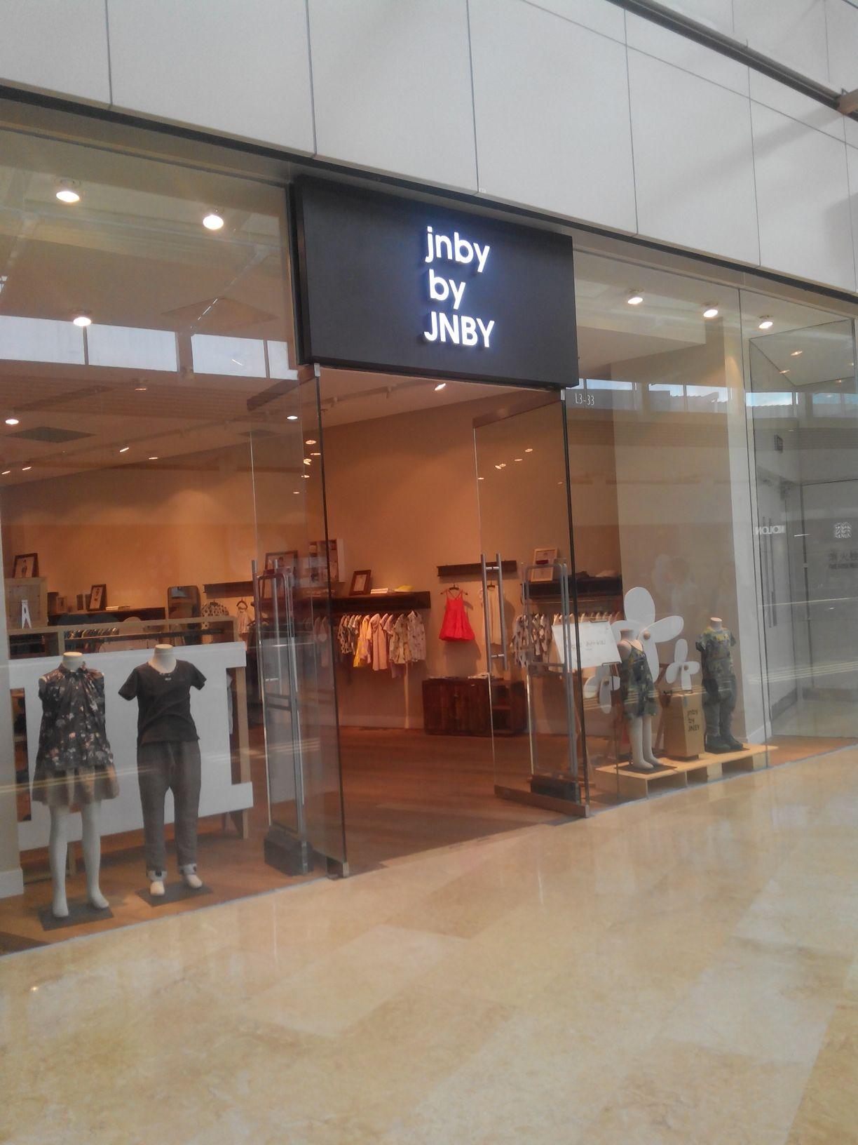 jnbybyjnby(颐堤港购物广场店)