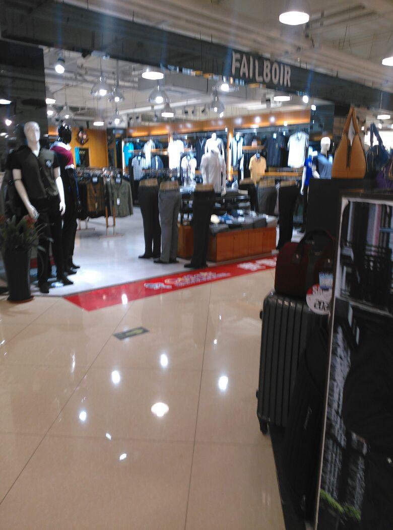 长春市南关区大马路欧亚奥特莱斯购物中心no.1-12层图片