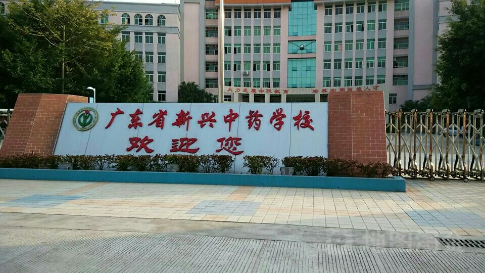 高中:药学学校高中教育职业高中广东省新兴中中学校共人百分老是三四考标签笨图片