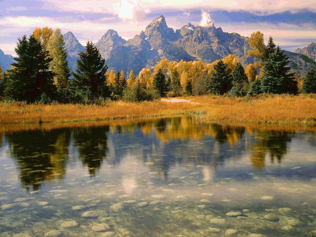 世界最美的山水風景