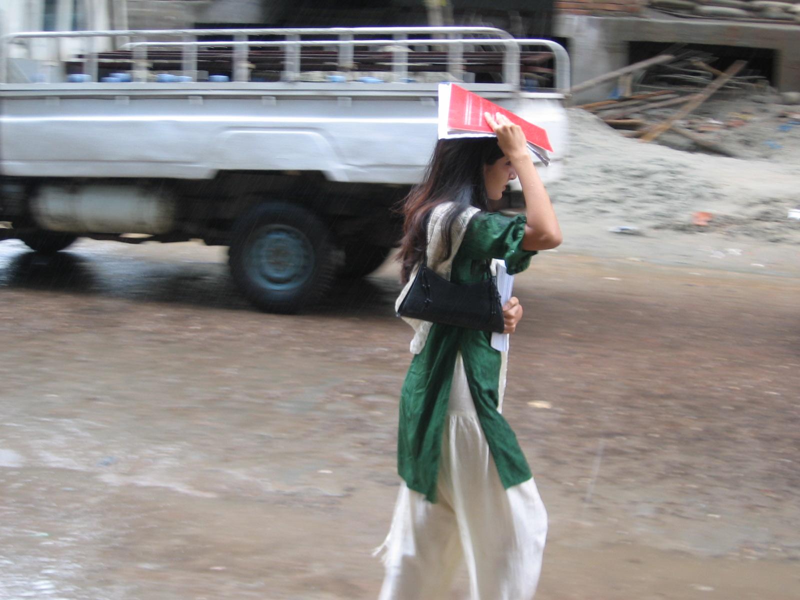 孟加拉美女 梦之光芒