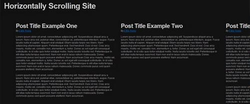 xHTML+CSS教程