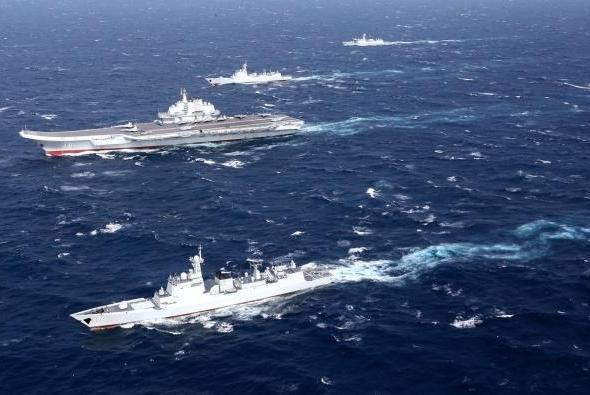 国防部:海军成立70周年将举行国际舰队检阅等活动  60余国参加