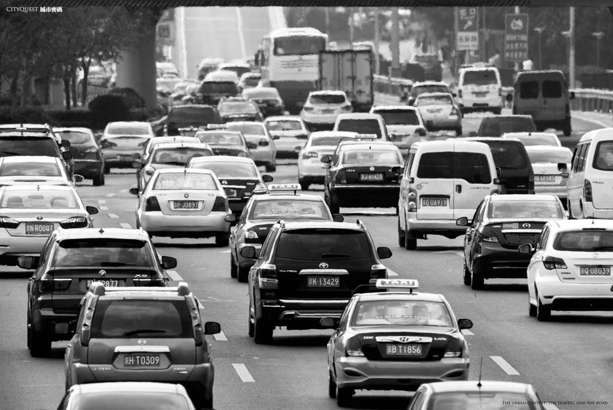 北京明日出行提示 早高峰东二环等多条道路流量大