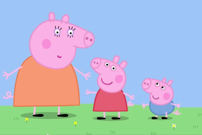 """周强为何在报告中提""""小猪佩奇""""?"""