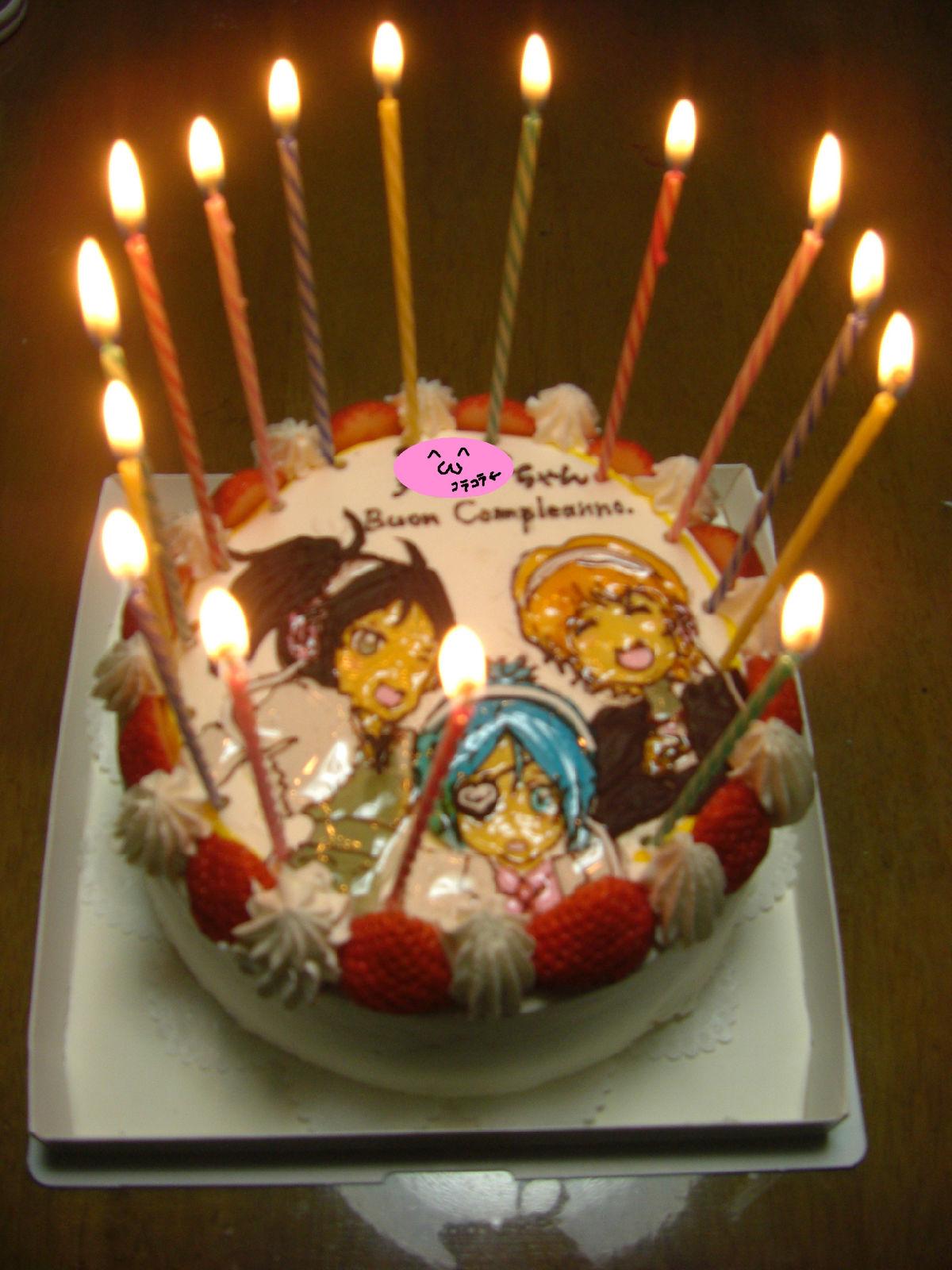 【=3=】小春生日快乐( 蛋糕 区)